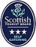 3 star Visit Scotland self-catering award