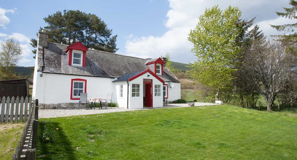 The Croft - Avielochan Cottages